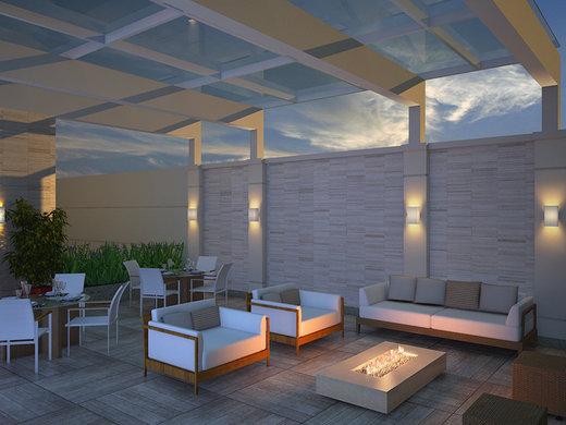 Lounge - Fachada - Ext Campo Belo - 267 - 14