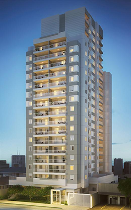 Fachada - Apartamento à venda Rua Sena Madureira,Vila Mariana, São Paulo - R$ 728.000 - II-1202-4775 - 1