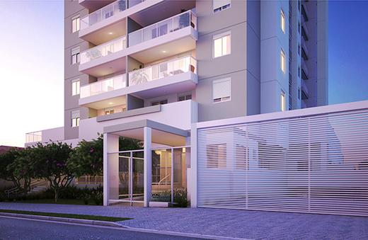 Entrada - Apartamento à venda Rua Sena Madureira,Vila Mariana, São Paulo - R$ 728.000 - II-1202-4775 - 3