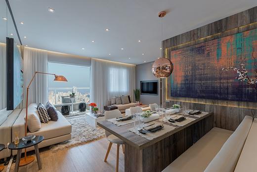 Living - Apartamento à venda Rua Sena Madureira,Vila Mariana, São Paulo - R$ 728.000 - II-1202-4775 - 4