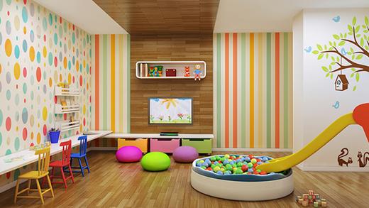 Brinquedoteca - Apartamento à venda Rua Sena Madureira,Vila Mariana, São Paulo - R$ 728.000 - II-1202-4775 - 5