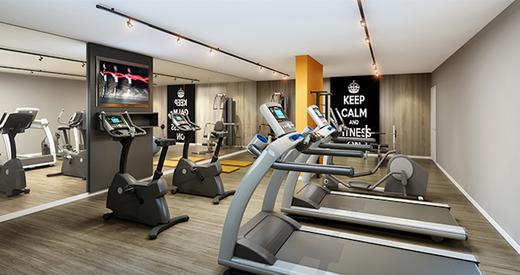 Fitness - Apartamento à venda Rua Sena Madureira,Vila Mariana, São Paulo - R$ 728.000 - II-1202-4775 - 7