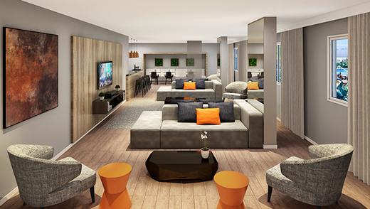 Salao de festas - Apartamento à venda Rua Sena Madureira,Vila Mariana, São Paulo - R$ 728.000 - II-1202-4775 - 11