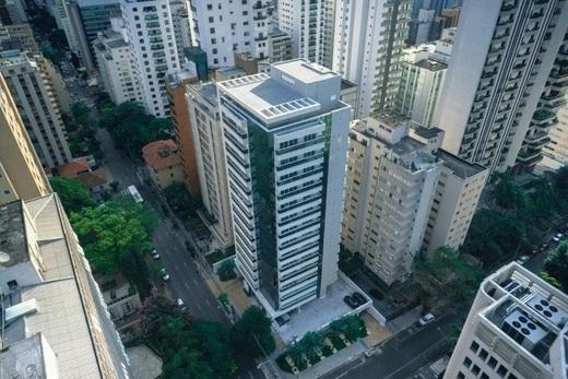 Fachada - Sala Comercial 146m² à venda Alameda Campinas,Jardim Paulista, São Paulo - R$ 2.992.920 - II-1212-4800 - 1