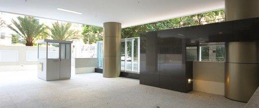 Entrada - Sala Comercial 146m² à venda Alameda Campinas,Jardim Paulista, São Paulo - R$ 2.992.920 - II-1212-4800 - 4