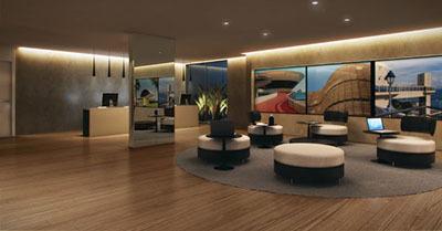 Sala - Fachada - CGH Aeroporto Offices - 272 - 9