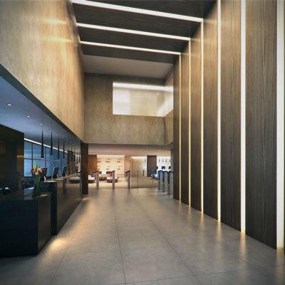 Hall - Fachada - CGH Aeroporto Offices - 272 - 3
