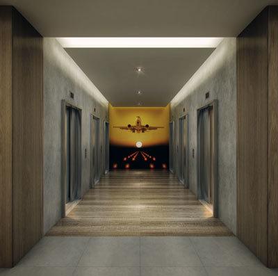 Hall - Fachada - CGH Aeroporto Offices - 272 - 4