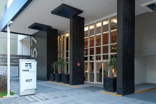 Entrada - Fachada - Torre Pinheiros - 10 - 2