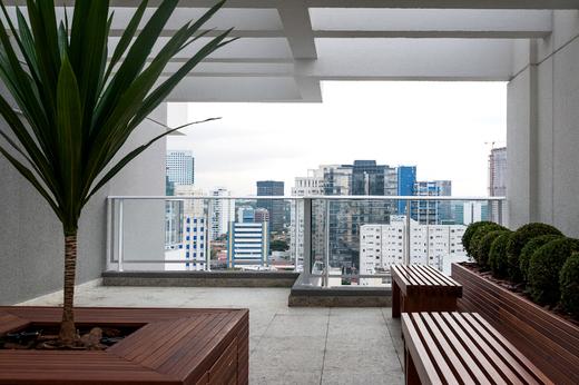 Area condominial - Sala Comercial 47m² à venda Avenida Pedroso de Moraes,Pinheiros, São Paulo - R$ 642.306 - II-1242-4904 - 6