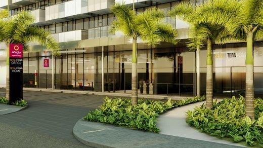 Portaria - Fachada - Setin Midtown Pacaembu Office - 276 - 2