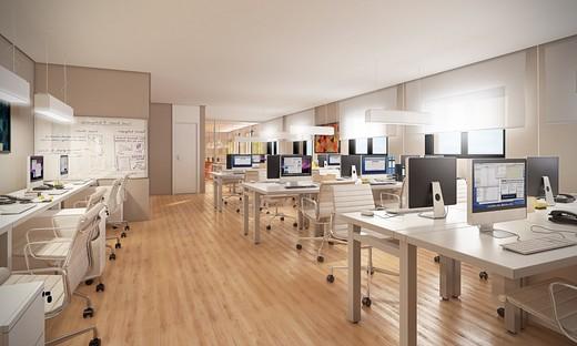 Sala - Fachada - Think Business Center - 277 - 5