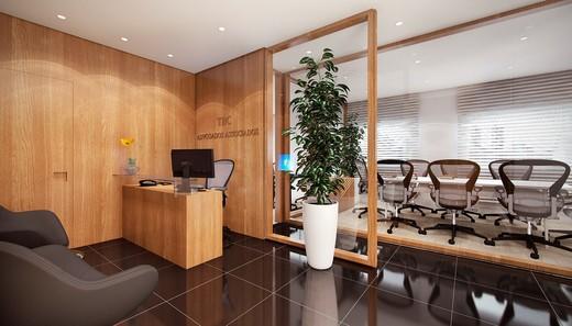 Sala - Fachada - Think Business Center - 277 - 6