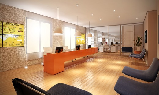 Sala - Fachada - Think Business Center - 277 - 7