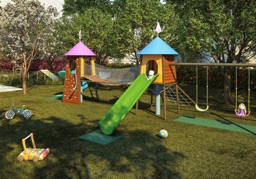 Playground - Fachada - Cyrela The Year Edition - 12 - 17