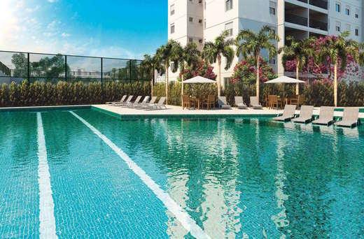 Piscina - Fachada - Living Resort - 279 - 3