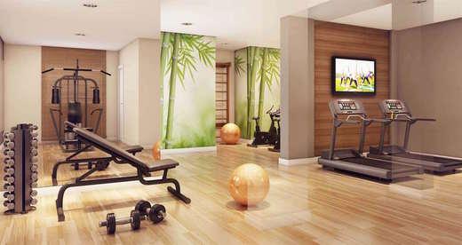Academia - Fachada - Living Resort - 279 - 4