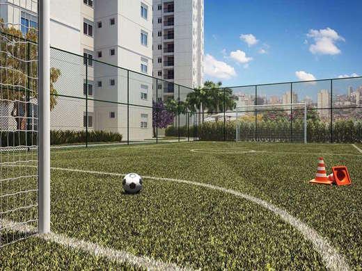 Quadra gramada - Fachada - Living Resort - 279 - 6