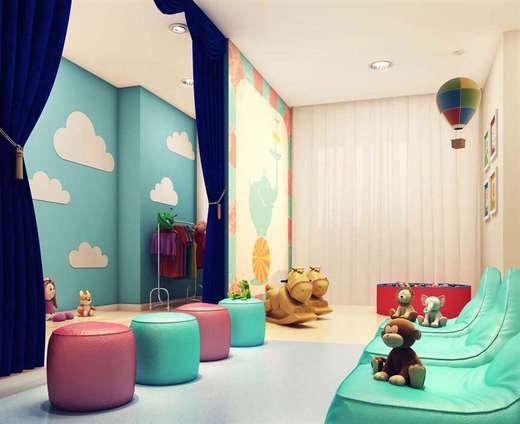 Brinquedoteca - Fachada - Living Resort - 279 - 7