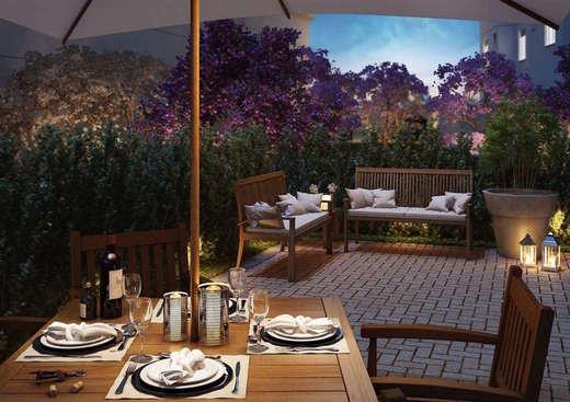 Terraco de festas - Fachada - Living Resort - 279 - 9
