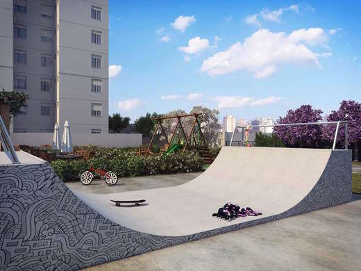Mini half pipe - Fachada - Living Resort - 279 - 11