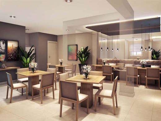 Salao de festas - Fachada - Living Resort - 279 - 12