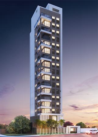 Fachada - Apartamento à venda Rua Pirapora,Paraíso, São Paulo - R$ 9.244.080 - II-1272-4990 - 1