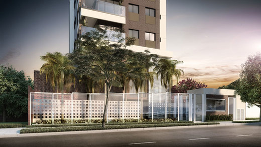 Portaria - Apartamento à venda Rua Pirapora,Paraíso, São Paulo - R$ 9.244.080 - II-1272-4990 - 3