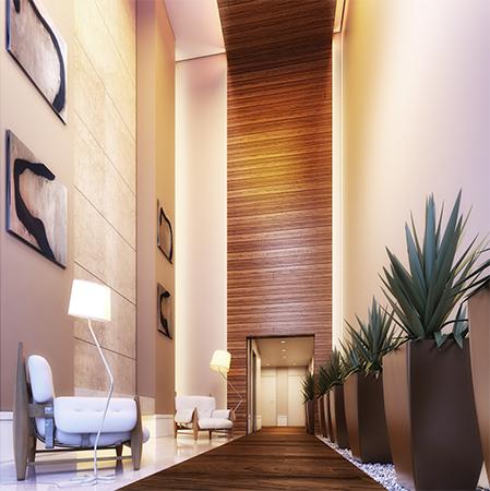 Hall - Apartamento à venda Rua Pirapora,Paraíso, São Paulo - R$ 9.244.080 - II-1272-4990 - 4