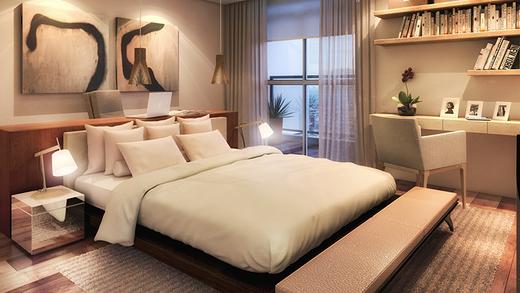 Dormitorio - Apartamento à venda Rua Pirapora,Paraíso, São Paulo - R$ 9.244.080 - II-1272-4990 - 7