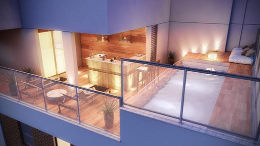 Varanda - Apartamento à venda Rua Pirapora,Paraíso, São Paulo - R$ 9.244.080 - II-1272-4990 - 9