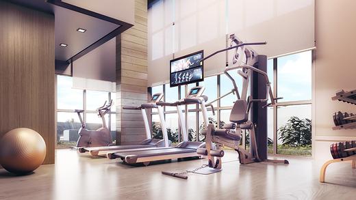 Fitness - Apartamento à venda Rua Pirapora,Paraíso, São Paulo - R$ 9.244.080 - II-1272-4990 - 10