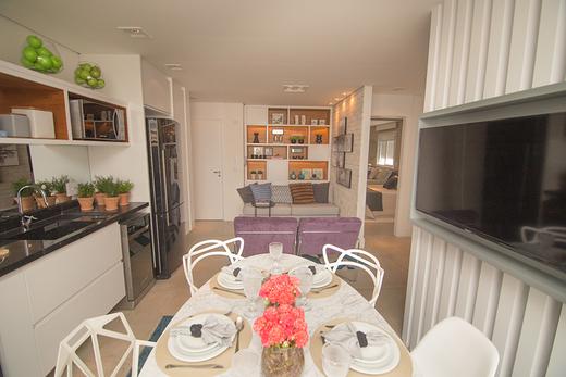 Sala jantar - Fachada - Paesaggio Villa-Lobos - 282 - 5