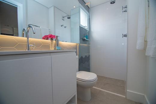 Banheiro - Fachada - Paesaggio Villa-Lobos - 282 - 8