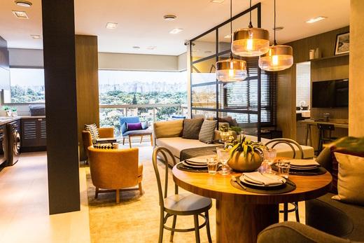 Living e sala de jantar - Fachada - Authentic We - 16 - 5