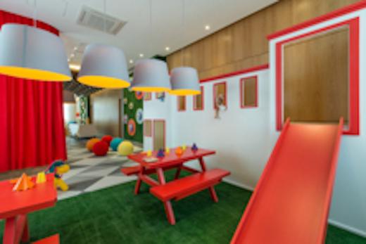 Salao de festas infantil - Fachada - Bosque Araucária - 283 - 21
