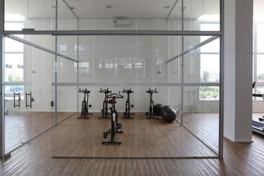 Fitness - Fachada - Reserva Manacá - 284 - 14
