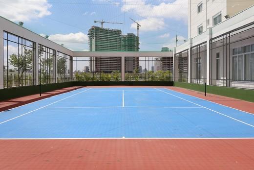 Quadra de tenis - Fachada - Reserva Manacá - 284 - 21
