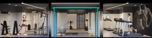 Fitness - Fachada - Vita Bom Retiro - 285 - 12