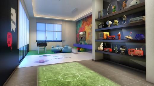 Midiateca - Apartamento à venda Rua Topázio,Vila Mariana, São Paulo - R$ 1.103.765 - II-1302-5078 - 9