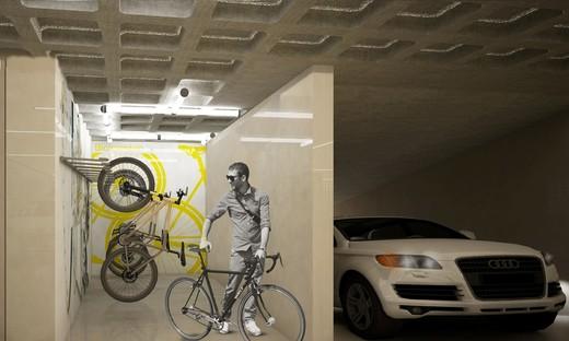 Bicicletario - Fachada - VN Ferreira Lobo - 287 - 7