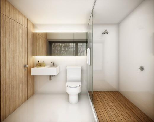 Banheiro - Fachada - VN Alameda Campinas - 290 - 10