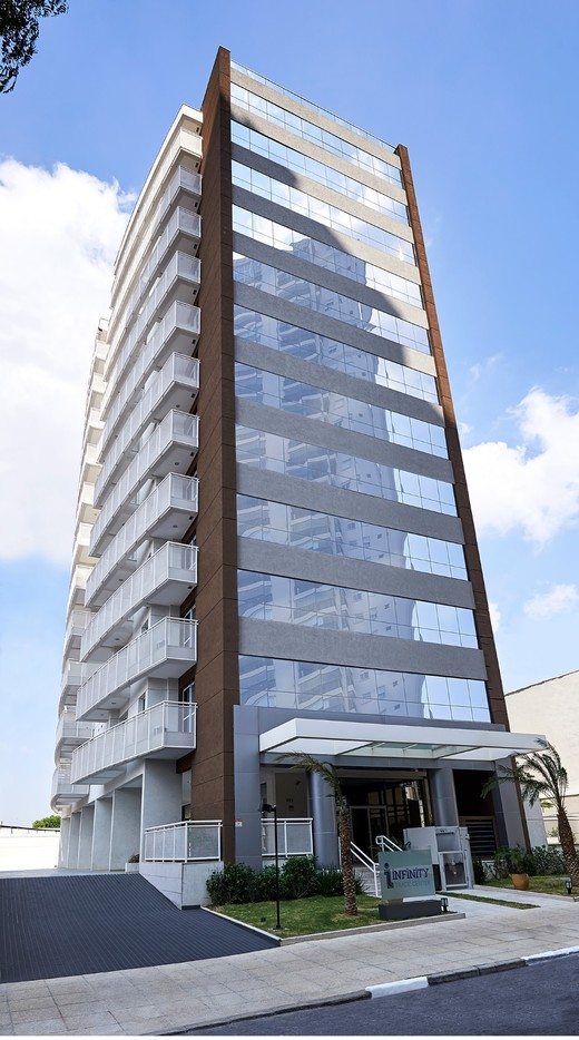 Fachada - Sala Comercial 42m² à venda Ipiranga, São Paulo - R$ 332.500 - II-1319-9538 - 1