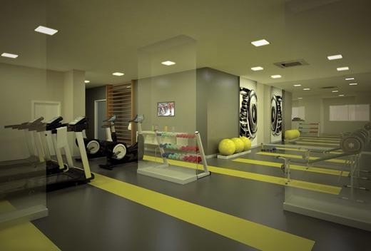 Fitness - Fachada - Art Cube - 19 - 8