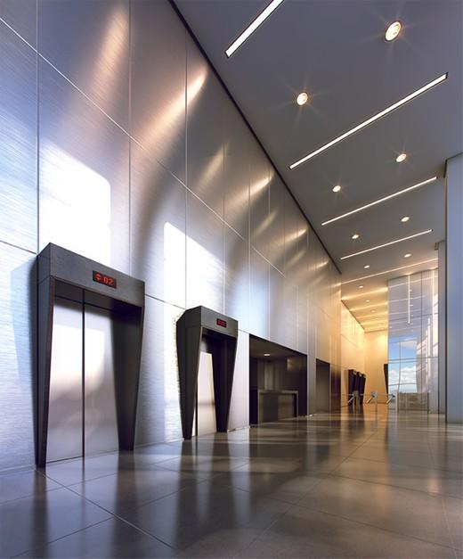 Lobby - Fachada - Office Time - 295 - 3