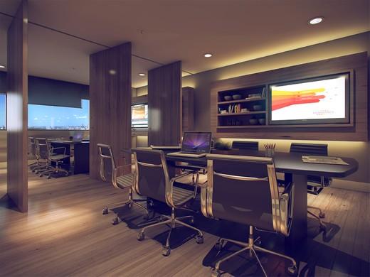Sala de reunioes - Fachada - Office Time - 295 - 8
