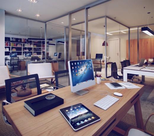 Sala - Fachada - Office Time - 295 - 6