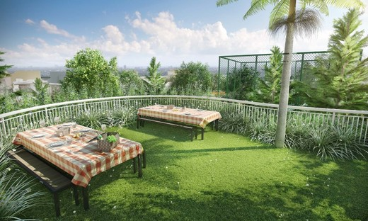 Jardim - Fachada - Ilha do Verde - 297 - 19