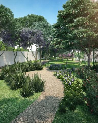 Jardim - Fachada - Ilha do Verde - 297 - 20