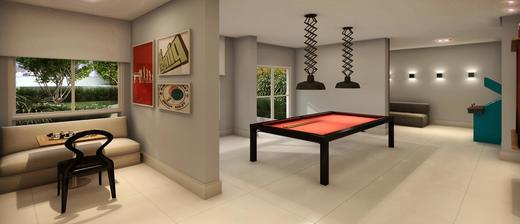 Sala de jogos - Fachada - Urban Resort - 21 - 7